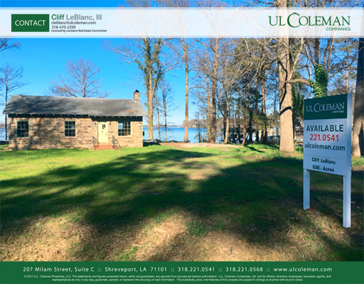Vacant land for sale :: 538+/- Acres on South Lakeshore Drive