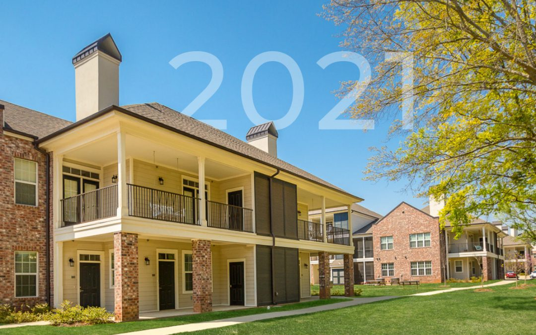 2020 Changed the Way the Multifamily Industry Functioned… What We Expect in 2021.