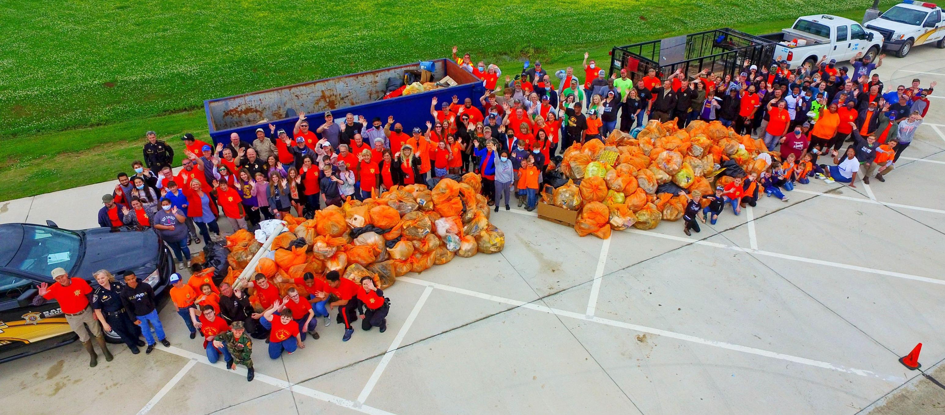 U. L. Coleman Companies Celebrates Earth Day
