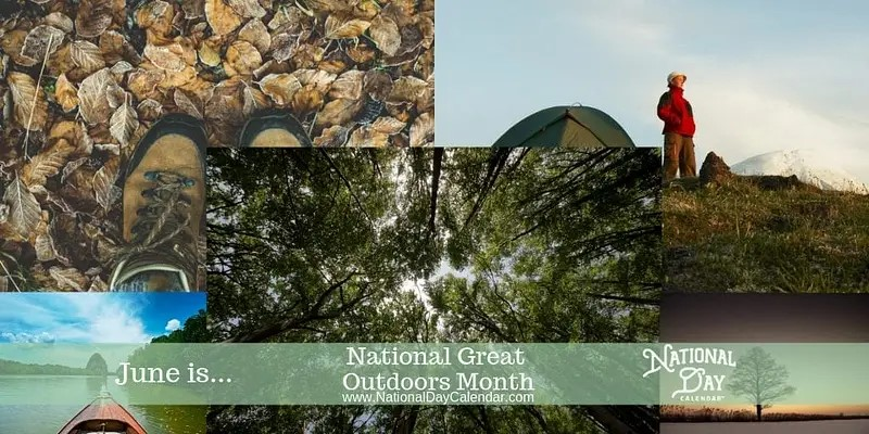 June Is National Great Outdoors Month… U. L. Coleman Property Residents Have Lots of Options for Celebrating!